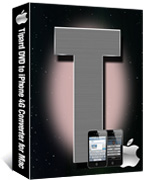 DVD to iPhone 4G Converter for Mac Box