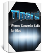 iPhone Converter Suite for Mac Box