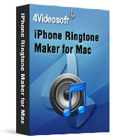 iPhone Ringtone Converter for Mac Box