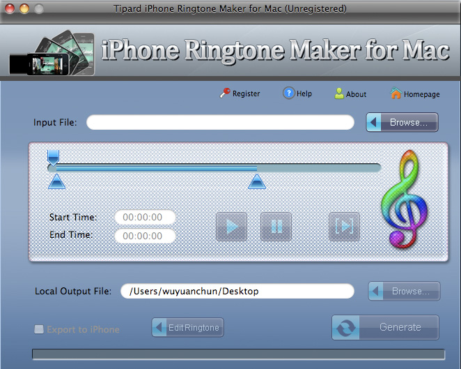mp3 to iphone ringtone free iphone ringtone maker for mac mp3 to m4r iphone ringtone 2963